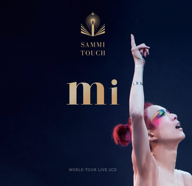 Touch Mi World Tour Live CD Cover