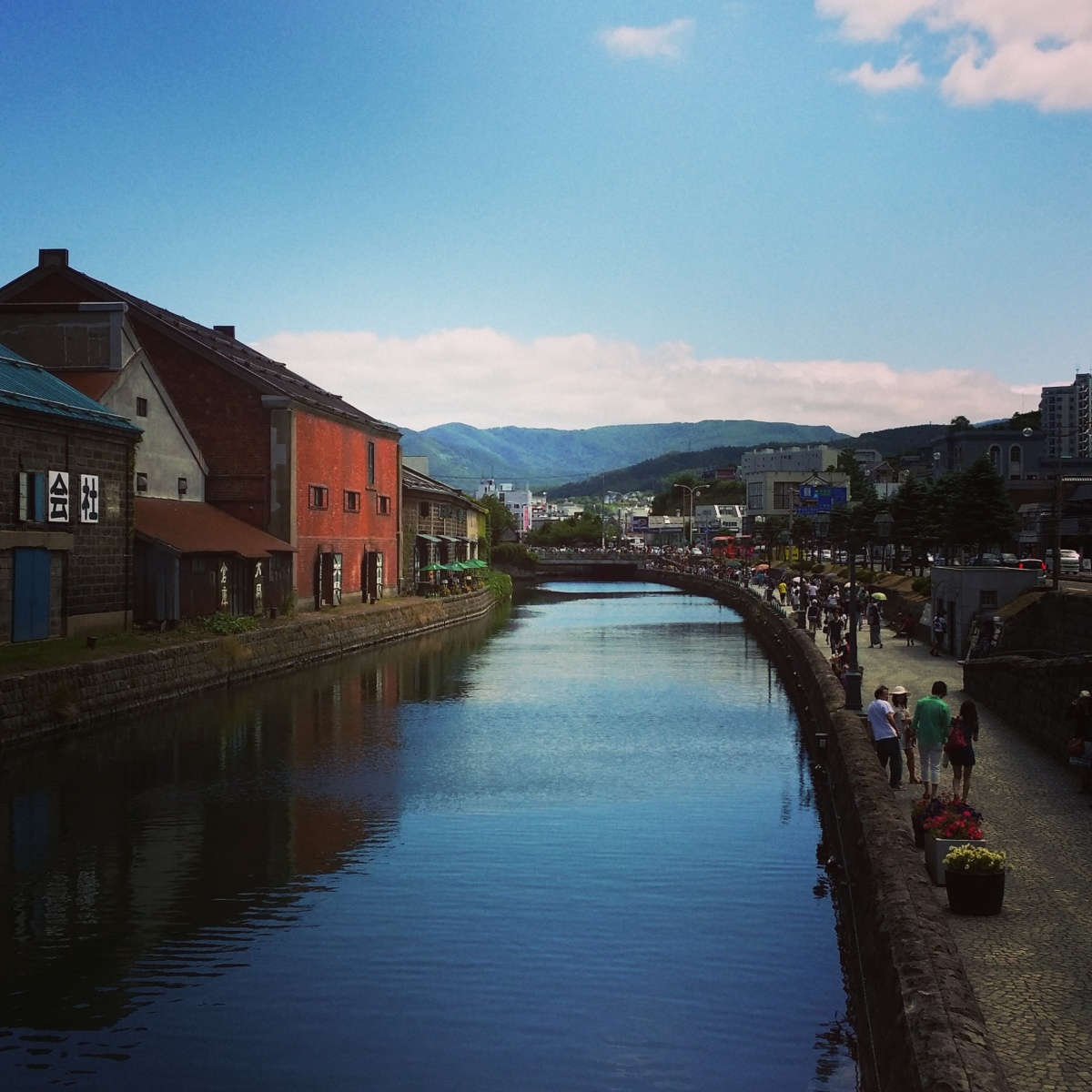 Japan Road Trip 2014 Summer: Romantic Sapporo and Otaru