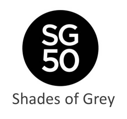 SG50 Shades of Grey