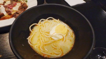Singapore Laksa right in NZ! I must say I like my hometown's best.