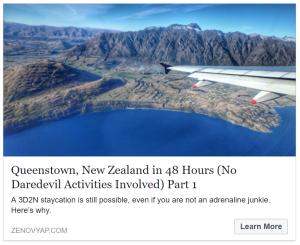 NZ in 48 Hours Pt 1
