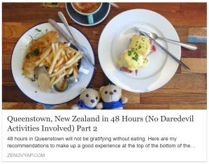 NZ in 48 Hours Pt 2