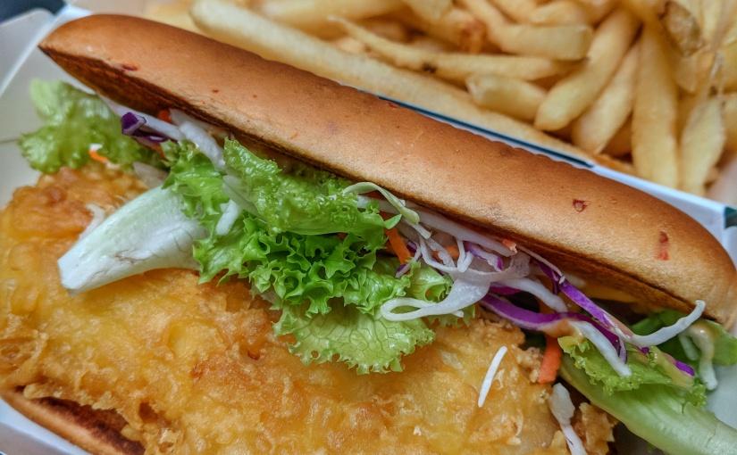 Food Review in 3 Minutes: McDonald's FishSeason