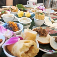 Food Review in 3 Minutes: Super Sedap High Tea
