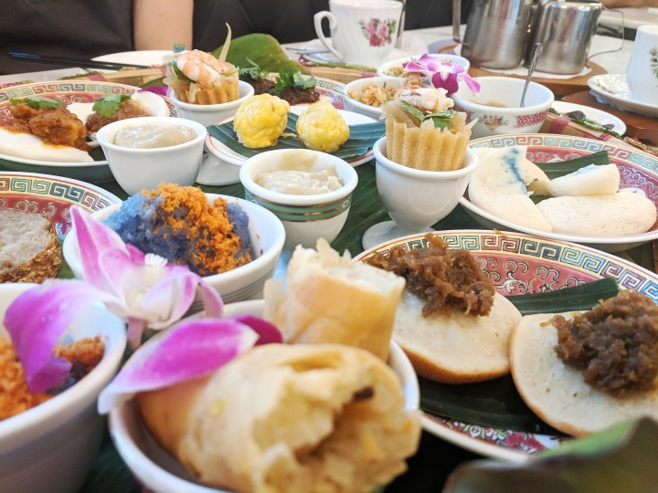 Food Review in 3 Minutes: Super Sedap HighTea